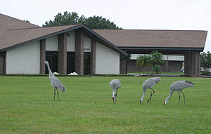 Johnson University Florida - Image: Johnson University Florida Chapman Center