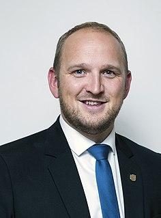 Jon Georg Dale Norwegian politician