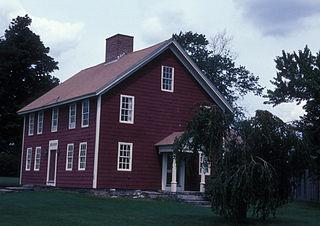 John Trumbull Birthplace United States historic place