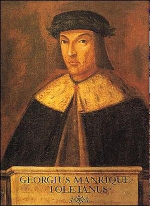 Spanish Renaissance literature - Jorge Manrique