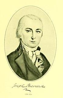 Joseph Brevard American politician