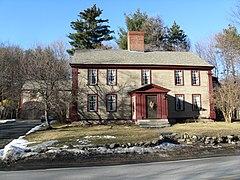 Joseph Hosmer House, 572 Main St, Concord MA c 1672