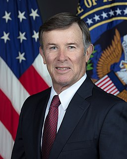 Joseph Maguire Former Acting Director of National Intelligence and U.S. Navy admiral