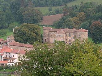 Joux - Chateau