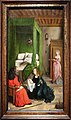 Juan de flandes, nascita e imposizione del nome al battista, 1496-99, 01.jpg