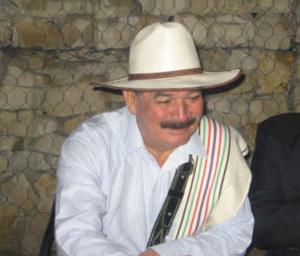 Carlos Sánchez (Colombian actor) - Juan Valdez as portrayed by Carlos Sánchez