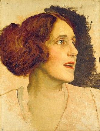 Julia Neilson - Neilson, c. 1920, by R. G. Eves