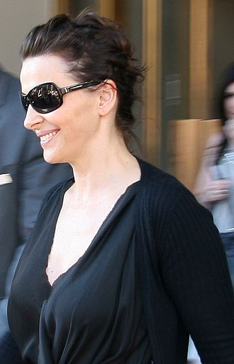 Juliette Binoche - Binoche at the 2007 Toronto International Film Festival