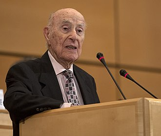 Julio Lacarte Muró - Julio Lacarte Muró in 2014