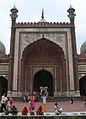 Juma Masjid - Delhi, views inside and around (9).JPG