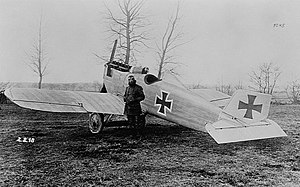 Junkers D.I - The Junkers J 7,  prototype of the J 9 / D.I