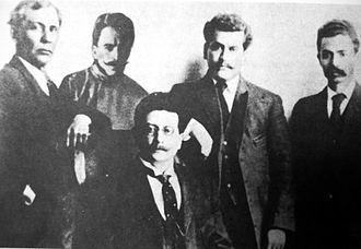 Mexican Liberal Party - The Junta Organizadora (1910)