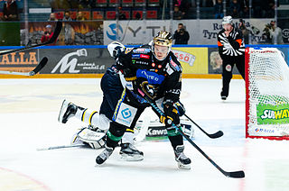 Julius Junttila Finnish ice hockey player
