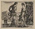 Jupiter and Callisto, from 'Game of Mythology' (Jeu de la Mythologie) MET DP817669.jpg