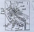 Königsmühl, Dorflage1818-29.jpg