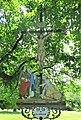 Kříž naproti domu 302 ve Starých Křečanech (Q104983693) 02.jpg