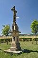 Kříž západně od obce, Luběnice, okres Olomouc.jpg