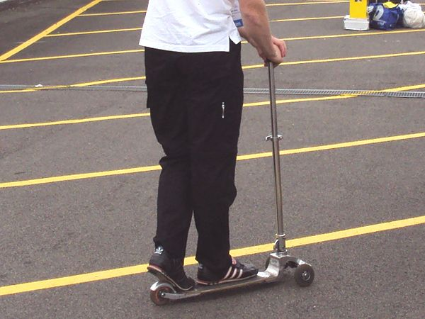 Kick scooter for Carlton motors greenville sc