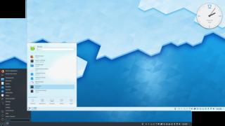 KDE Plasma 5 desktop environment