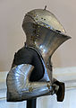KHM Wien S XIII - Jousting armour by Jörg and Lorenz Helmschmid side.jpg