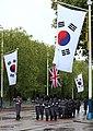 KOCIS Korea President Park Official Ceremonial Welcome UK 01 (10832328283).jpg