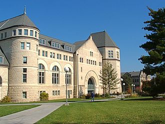 Kansas State University - Hale Library