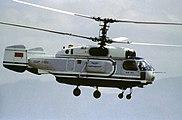 Вертолёт соосной схемы Ка-32.