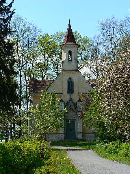 kaple Nalezení sv. Kříže v Kadově