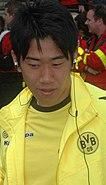Kagawa Shinji, Japanese footballer 1 (cropped)