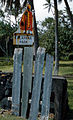 Kalapana Park, Hawaii Visitors Bureau Marker 1959.jpg