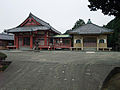 Kaneiji Cemetery Hall.JPG