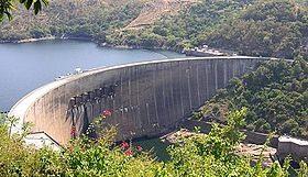 Image illustrative de l'article Barrage de Kariba