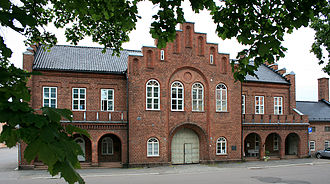 Karljohansvern - Karljohansvern guard house
