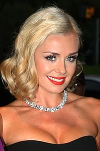 Katherine Jenkins at Boodles Boxing Ball 2013.jpg