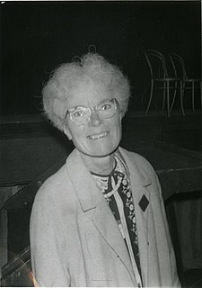 Kathleen Lonsdale Irish crystallographer