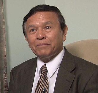 Cambodian communal elections, 2017 - Image: Kem Sokha (2013)