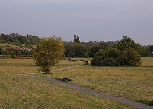 Kenning Park , Claycross (3590487496)