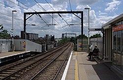 Kentish Town West railway station MMB 08.jpg