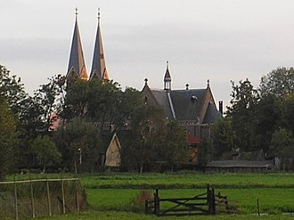 Ouder-Amstel - Church in Duivendrecht