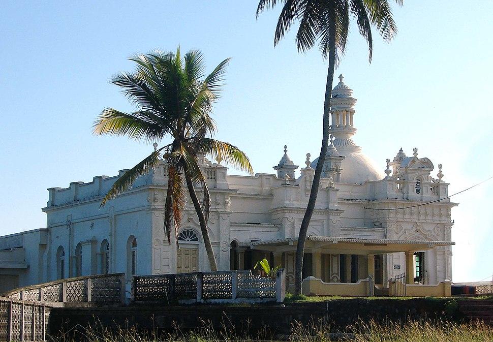 Ketchimalai Mosque- Beruwala, Sri Lanka