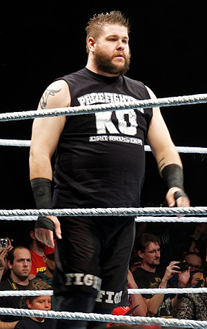 Kevin Owens - Owens in April 2016