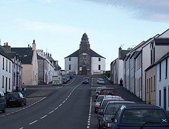 Kilarrow Parish Church - Kilarrow Parish Church, Bowmore, Islay