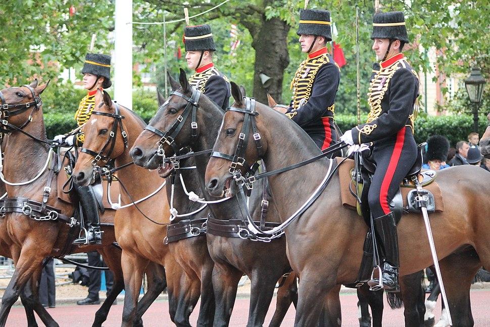 King%27s Troop, Royal Horse Artillery
