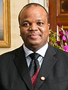King Mswati III 2014