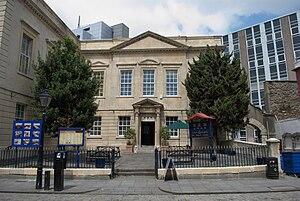 Old Library, Bristol - Image: King Street Library, Bristol