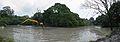Kings Lake Dredging - Banyan Avenue - Indian Botanic Garden - Howrah 2013-10-27 3834-3838.JPG