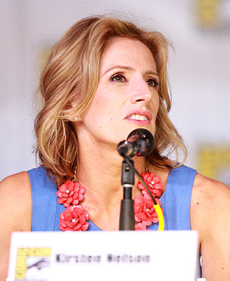 Kirsten Nelson - Nelson at the 2013 San Diego Comic Con