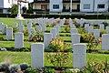 Klagenfurt Waidmannsdorf Lilienthalstrasse War Cemetery graves 21092011 381.jpg