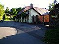 Klein-Auheim Altes Jagdschloß Biergarten Alte Fasanerie.JPG
