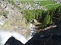 Klettersteig Lehner Wasserfall - panoramio (10).jpg